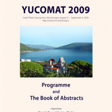 Eleventh Annual Conference YUCOMAT 2009