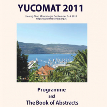 Thirteenth Annual Conference YUCOMAT 2011