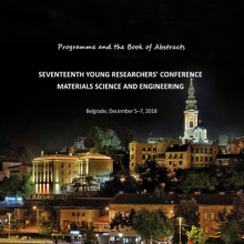 Book of Abstracts - The 17th Young Researchers' Conference