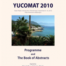 Twelfth Annual Conference YUCOMAT 2010
