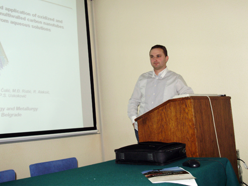 Materials Research Society of Serbia - Photos