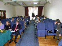 62 Academician Peric in audience