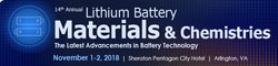 14th Annual Lithium Battery Materials & Chemistries conference