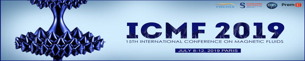 International Conference on Magnetic Fluids – ICMF 2019