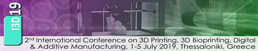 3D Printing, 3D Bioprinting, Digital and Additive Manufacturing