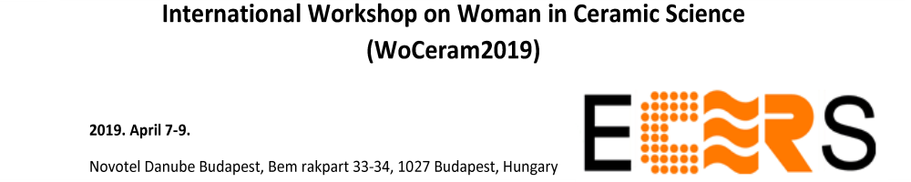 The International Workshop on Woman in Ceramic Science