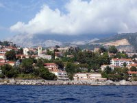 2 Herceg Novi-Old Town from the sea