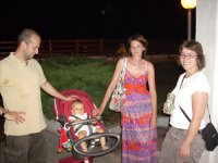 45 Jakub Sirc with son&wife and Radka Hobzova